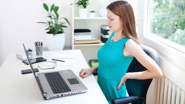 10 consejos para cuidar la espalda en la oficina