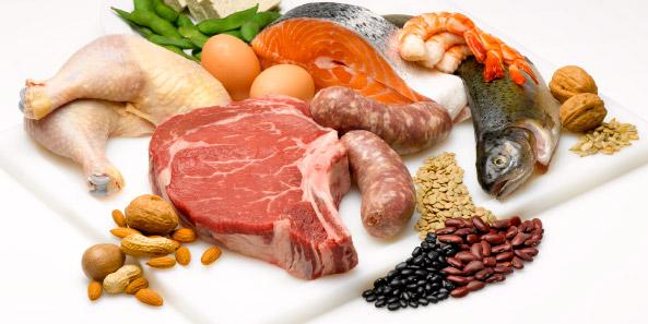 Alimentos con más hierro