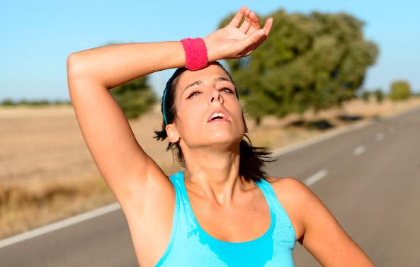 Como recuperar mejor tras un entrenamiento intenso