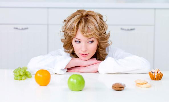 Hábitos alimenticios para bajar de peso