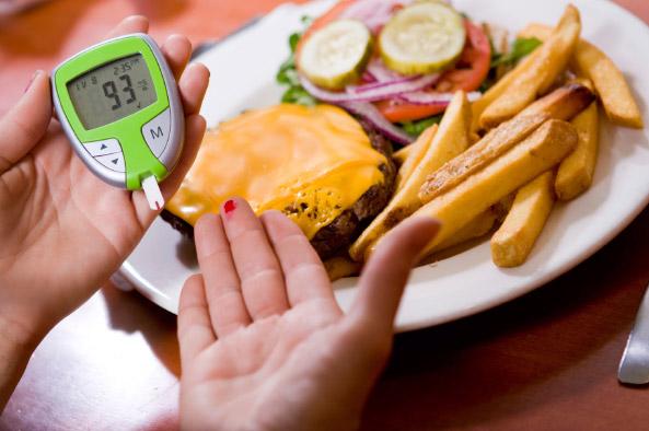 Prevenir la diabetes con la alimentación