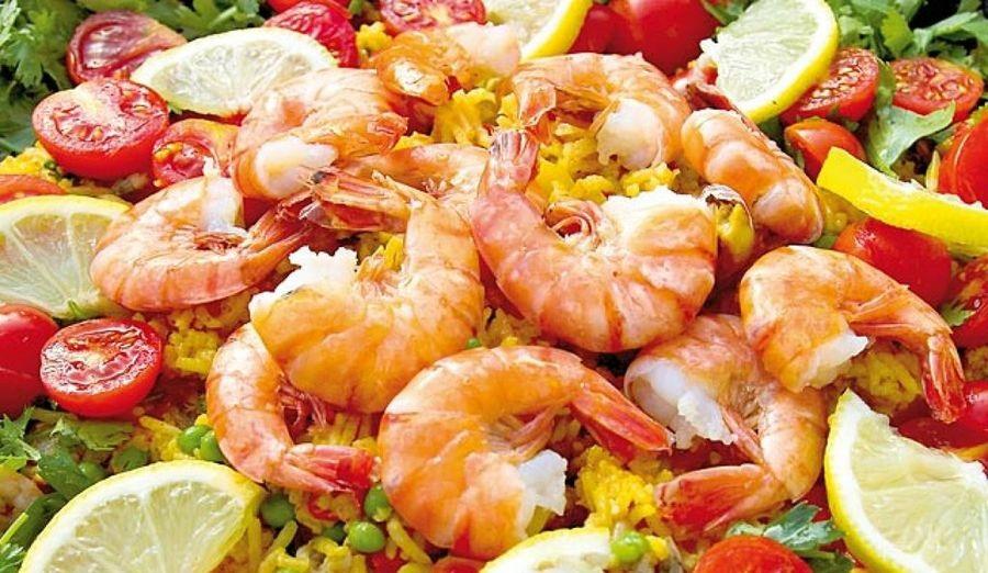 Propiedades saludables del marisco