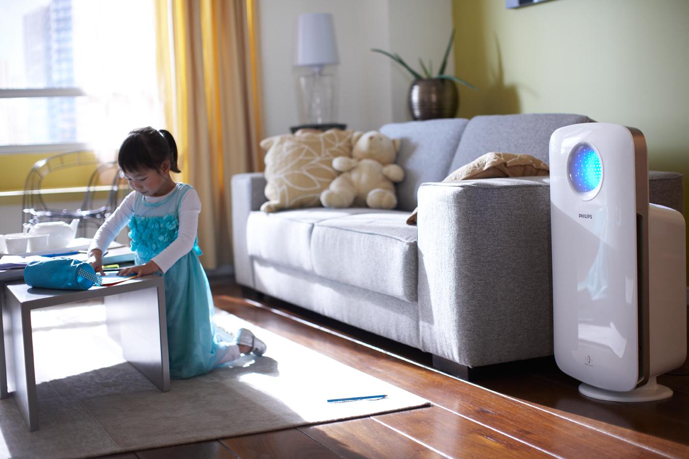 5 maneras de mejorar la calidad del aire en casa