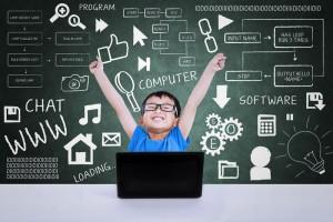 Pros y contras del uso de tecnología para niños
