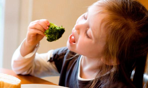 Claves para mejorar la alimentación de los niños