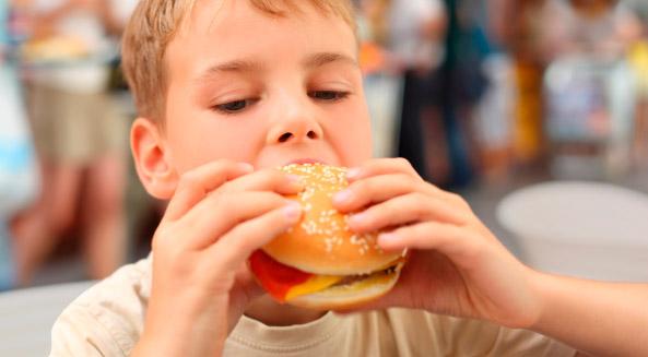 Claves para mejorar la alimentación de tus hijos