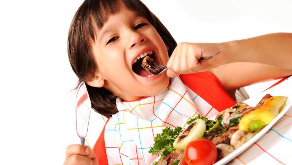 Mejorar la alimentación de tus hijos