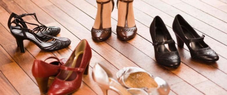Zapatos y la salud de nuestros pies