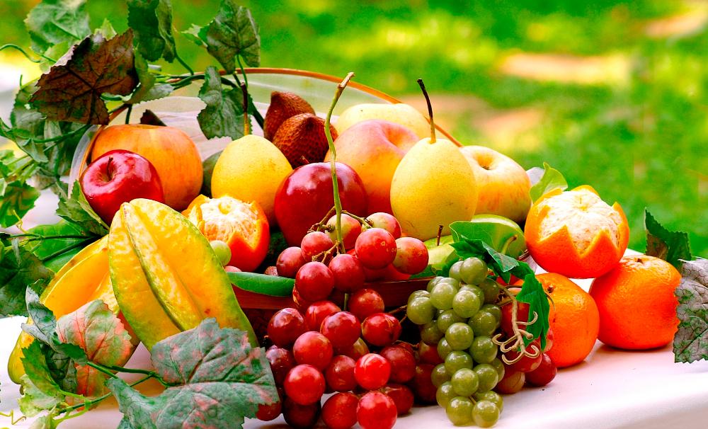 Fotos de frutas más saludables