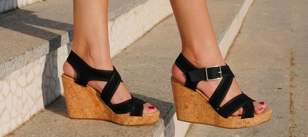Cuñas, mejores zapatos para tu salud